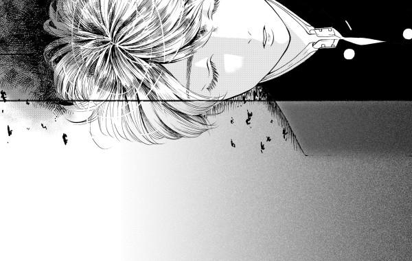 漫画『美少年の骨は白』