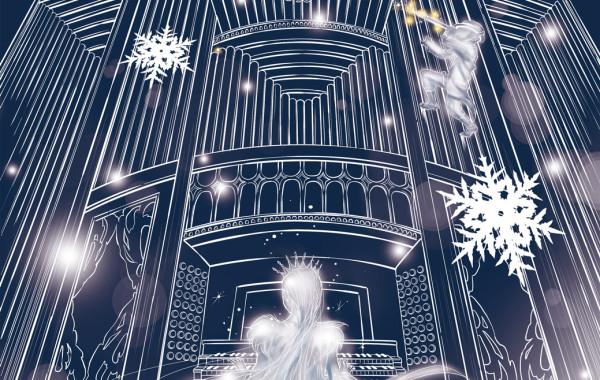 公演『パイプオルガン クリスマス・コンサート2014』フライヤー